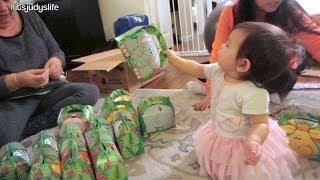 1st Birthday Party Favors! - October 12, 2013 - ItsJudysLife Vlog