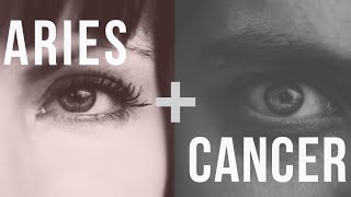 Aries & Cancer: Love Compatibility