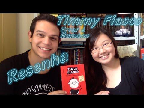 Resenha Timmy Fiasco: Errar e? Humano (livro 1) - Stephan Pastis   Cultura & Próxima Leitura