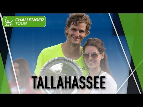 Rola Reflects On Tallahassee Challenger 2017 Title