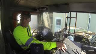 Frontload Garbage Trucks - Watch them work