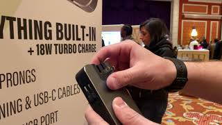 MyCharge HUB Turbo Hands On
