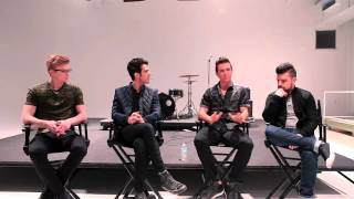 Citizen Way - Story Behind The Song 'I Will'