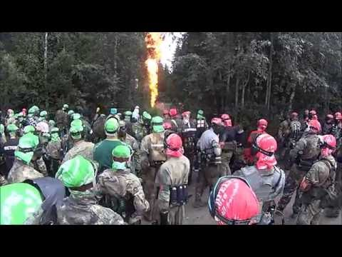 Big Game / Suurpeli 2016 - biggest paintball scenario in Scandinavia #2