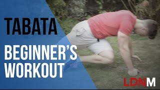 Tabata 1 | Beginner's Workout by LDNM TV