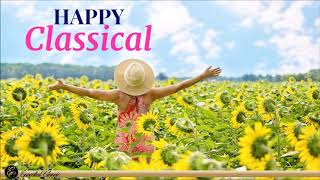 Happy Classical Music 😊 Mozart Vivaldi Beethoven Mendelssohn