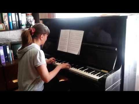 Красивая мелодия на пианино Песня из Шрэка Аллилуйя / Hallelujah - Shrek song
