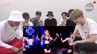 |BTS reaction To| BLACKPINK ROSÉ Don't Know What To Do