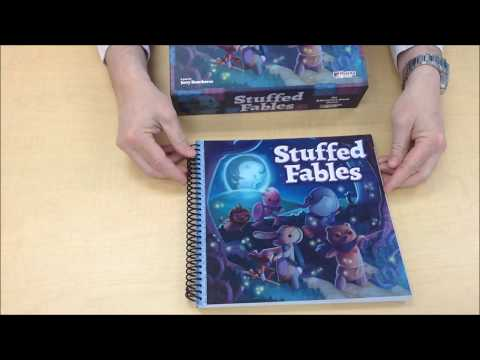Board Game Teacher: Stuffed Fables - Review
