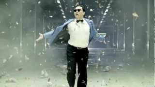 PSY - Gangnam Style - English Version With Lyrics