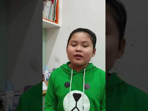 Mã số 12 - Phạm Ngọc Linh Chi - lớp 5a3 tiểu học Kim Đồng. Giới thiệu sách Đảo Mộng Mơ, tg NNA.