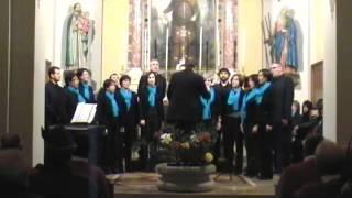 preview picture of video 'Pro Loco Stregna - Rassegna Corale Oblizza - 22 marzo 2014'