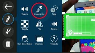 Chroma key powerdirector android | Better than kinemaster chroma key?