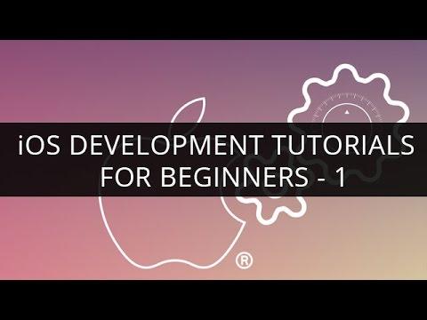 iOS Development Tutorial - 1 | Learn iOS Development | Edureka ...