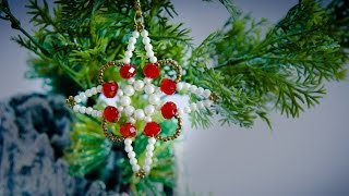 DIY Christmas Ornaments 2019 | Christmas Decoration Ideas  | Holiday Room Decor | Beads Art