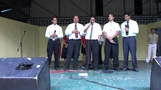 Holy night (John Berry cover) - Arue - Concert oeucumenique Vairao - 23/12/12