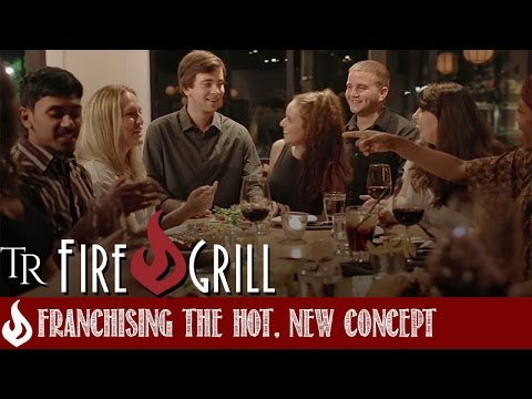 , title : 'TR Fire Grill: Franchising the Hot, New Concept