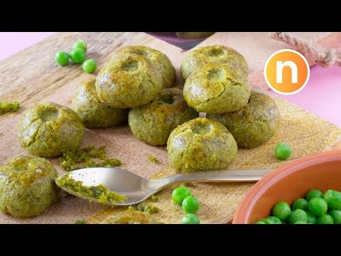 Green Pea Cookies  | Biskut Kacang Hijau [Nyonya Cooking]