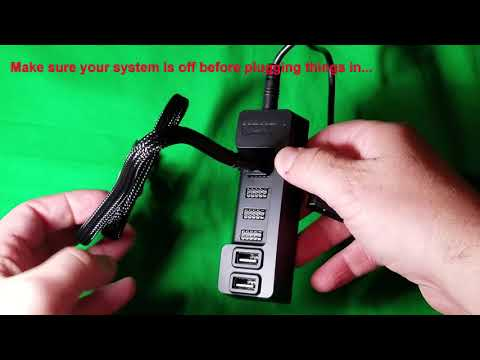 NZXT Internal USB Hub Review