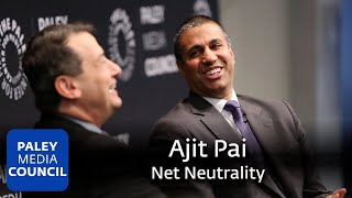 FCC Chairman Ajit Pai on Net Neutrality