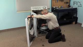 GE Dryer Repair – How to replace the Heating Element