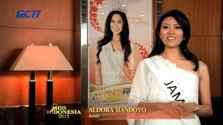Aldoro Handoyo for Miss Indonesia 2015