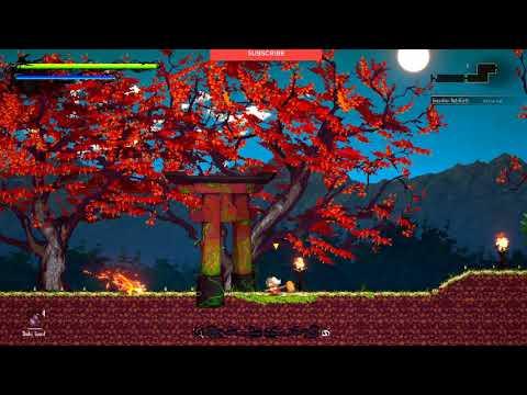 Gensokyo Night Festival Gameplay (PC Game).