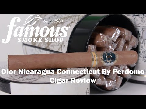 Olor Nicaragua Connecticut By Perdomo video