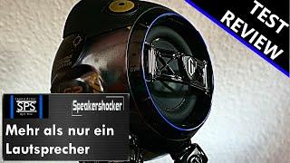 Bluetoothlautsprecher Gravastar | Test | Review | Soundcheck | Der andere Lautsprecher