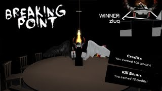 ROBLOX Breaking Point   How To ALWAYS Win In Duck Duck Stab And Duel Vote