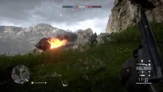 Battlefield 1 sniper  / pistol kills