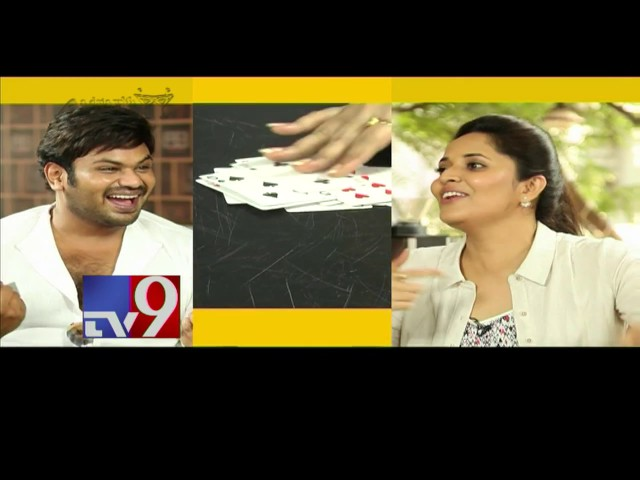 Manchu Manoj at Date With Anasuya – Full Episode – 11th March 2017