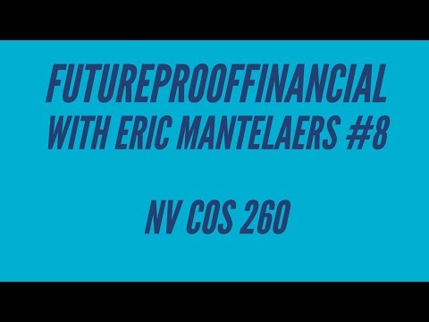 FutureProofFinancial with Eric Mantelaers #8