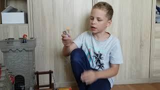 Mein erstes Playmobil Ritterburg Video
