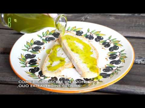 Come riconoscere un buon olio extravergine d'oliva?