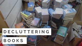 DECLUTTERING MY BOOKS