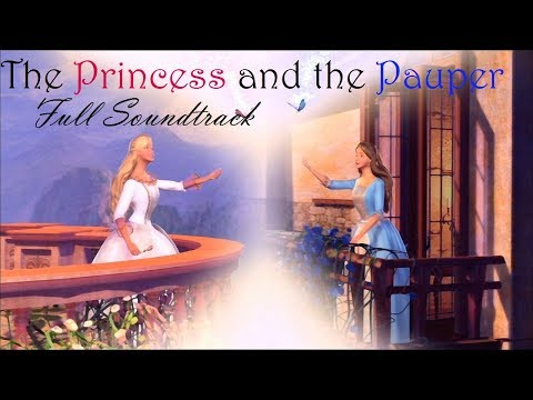 Barbie as the Princess and the Pauper - Soundtrack
