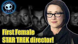 STAR TREK 4 gets first female director!