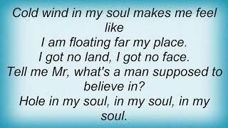 John Butler Trio - Cold Wind Lyrics