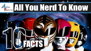 All You Nerd To Know: 10 Facts About Mighty Morphin Power Rangers: The Movie
