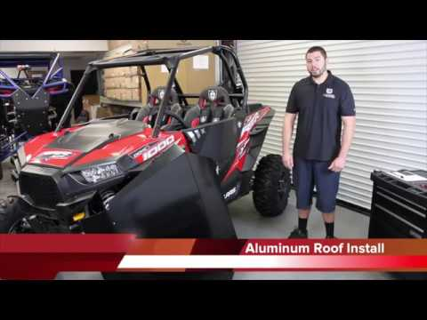 Asylum Aluminum Roof  Ghost Grey - Image 1 of 3 - Product Video