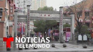 Se dispara la cifra de contagios de coronavirus en China   Noticias Telemundo