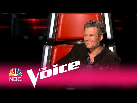 The Voice 2017 - Blake Shelton: All Over the Map (Digital Exclusive)