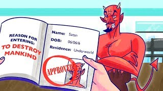 I Ruined the Country By Letting the Devil Become a Citizen