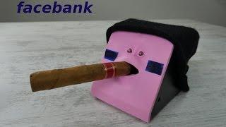 facebank review deutsch ,, i'll be back,, die coole Spardose