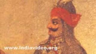 Maharana Pratap, a painting by Raja Ravi Varma