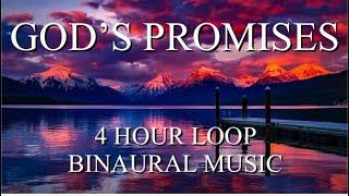 GOD'S PROMISES / BIBLE VERSES SET TO BINAURAL MUSIC