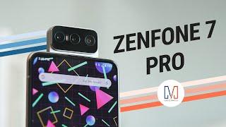 Asus Zenfone 7 Pro ZS671KS: Unboxing & Hands-On