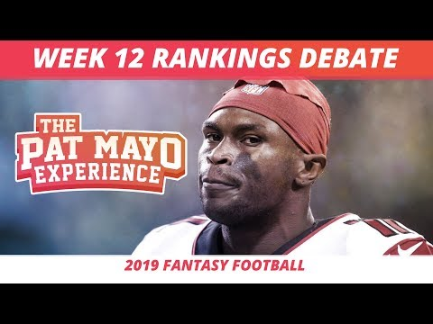 2019 Fantasy Football Week 12 Rankings Breakdown — Start, Sit, Sleepers & Trade Deadline