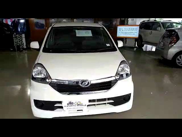 Daihatsu Mira ES 2015 for Sale in Islamabad